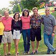 Tom's family
