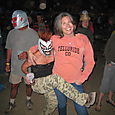 Mexican Wrestlers & Me!