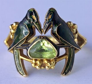 Betrothal Ring Lalique