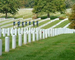 Arlington National Cemetery History, Arlington Cemetery, Arlington National Cemetery Facts