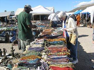 Tucson Beads Outsode