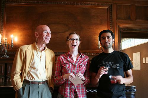 Mark, Casey & Dave